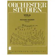 Ochesterstudien: Wagner: Bühnenwerke (ohne Ring)
