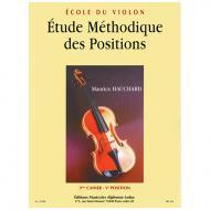 Hauchard, M.: Étude méthodique des positions Band 3