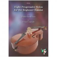 Leogrande, D.: 8 Progressive Solos for the Beginner Bassist