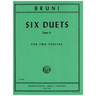 Bruni, A. B.: 6 Duette Op. 6