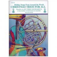 Ryden, W.: Christmas Trios for All – Violine