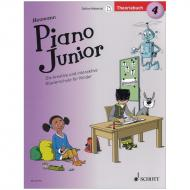Heumann, H.-G.: Piano Junior – Theoriebuch Band 4 (+Online Material)
