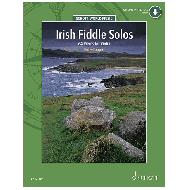 Irish Fiddle Solos (+Online Audio)