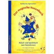 Apostolidis, K.: Das magische Notenbuch ( im Bassschlüssel)