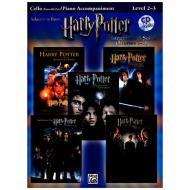 Harry Potter (Movies 1-5) (+CD)