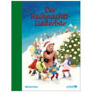 Der Weihnachts-Liederbär – Melodieausgabe