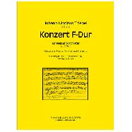 Triebel, J. N.: Konzert  Op. 55 Nr. 3 F-Dur für Viola und Orchester