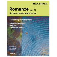 Bruch, M: Romanze Op. 85