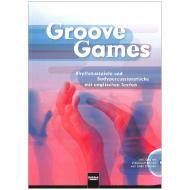 Moritz, U.: Groove Games (+DVD)