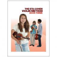 The Eta Cohen Violin Method Book 3