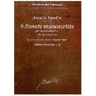 Vandini, A.: 6 Sonate manoscritte
