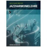 Breuer, W.: Jazzharmonielehre – Grundlagenwissen (+CD)