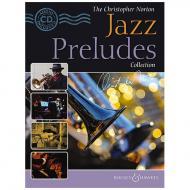 Norton, Chr.: Jazz Preludes Collection (+CD)