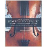 Johnson, D.: Scottish Fiddle Music in the 18th Century
