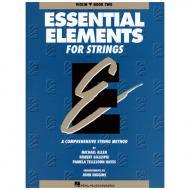 Allen, M.: Essential Elements Vol. 2: für Violine