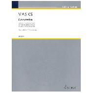 Vasks, P.: Concerto per viola ed orchestra d'archi