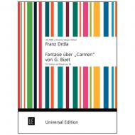 Drdla, F.: Fantasie über »Carmen« von G. Bizet Op. 66
