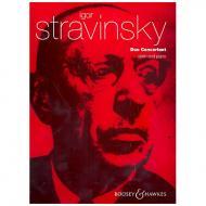Strawinsky, I.: Duo concertant