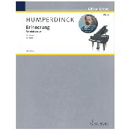 Humperdinck, E.: Erinnerung