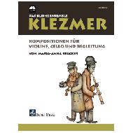 Brucker, M.-A.: Das kleine Ensemble Klezmer (+CD)