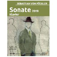Pückler, S. v.: Klaviersonate 2019