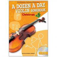 A Dozen A Day Songbook – Christmas (+CD)