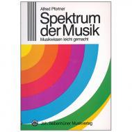 Pfortner, A.: Spektrum der Musik