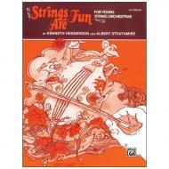 Strings Are Fun – Stimmen