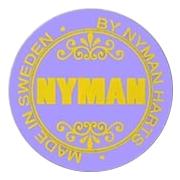 NYMAN colophane