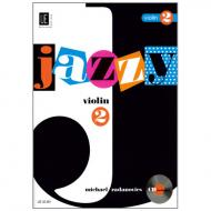Radanovics, M.: Jazzy Violin Band 2 (+CD)