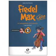 Holzer-Rhomberg, A.: Fiedel-Max goes Cello 2 – Klavierbegleitung