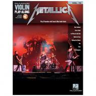 Metallica for Violin (+Online Audio)