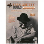 Hufschmidt, T.: Flex-Ability Blues – Rhythm Section & Vocal (+PDF Download)