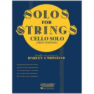 Solos For Strings – Cello