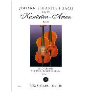 Bach, J. S.: Kantaten-Arien Band 4