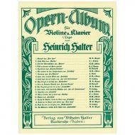 Halter, H.: Opern-Album