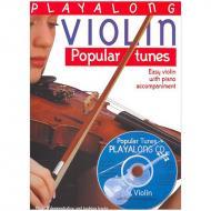 Popular Tunes Playalong (+CD)