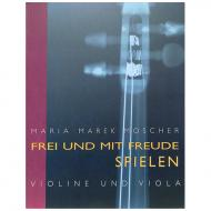 Moscher, M. M.: Frei und mit Freude spielen – Theorieband