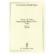 Taban, P.: Konzert im italischen Barockstil Nr. 1 Op. 6/a