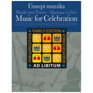 Ad Libitum: Musik zum Feiern – Music for Celebration