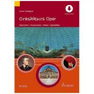 Solfaghari, J.: Crashkurs Oper (+Online Audio)