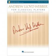 Webber for Classical Cello (+Online Audio)