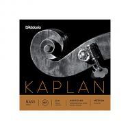SOLO Basssaiten SATZ von Kaplan