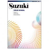 Suzuki Violin School Vol. 4