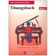 Kreader, B.: Hal Leonard Klavierschule Band 5 (+CD)