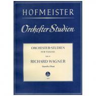 Ring, H./Spindler, F.: Orchesterstudien Heft 18: Wagner – Walküre
