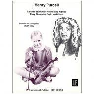 Purcell, H.: Leichte Stücke