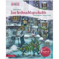 Dickens, Ch./Albrecht, H.: Eine Weihnachtsgeschichte (+CD)
