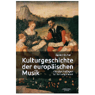 Gruber, G.: Kulturgeschichte der europäischen Musik