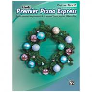 Alfred's Premier Piano Express – Christmas Book 2